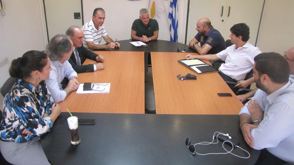 Μιχαηλίδης/Συνάντηση με Ανόρθωση | Kerkida.net