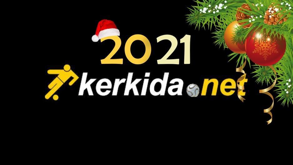 Happy New Year 2021!   Kerkida.net