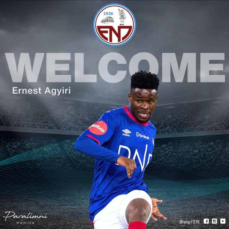ΣΥΜΦΩΝΙΑ με Manchester City για Agyiri!