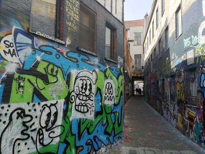 Γκράφιτι στριτ! (Φώτος)