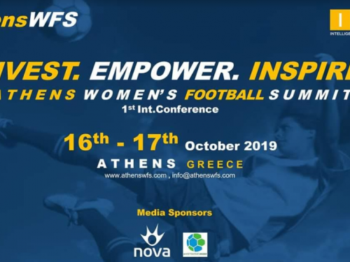 Αρχίζει το 1ο Athens Women's Football Summit