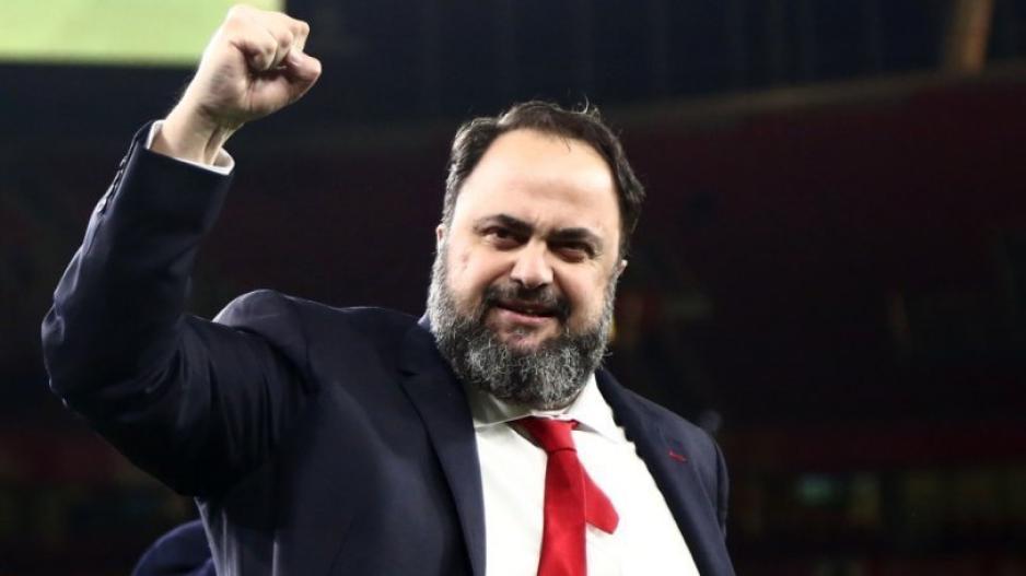 Μετά την αθώωση/ ΞΑΝΑ Πρόεδρος του Ολυμπιακού ο Μαρινάκης! (Φώτο)   Kerkida.net