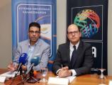 (Φώτος/βίντεο) Ο Γ.Γ. της FIBA στην Κύπρο